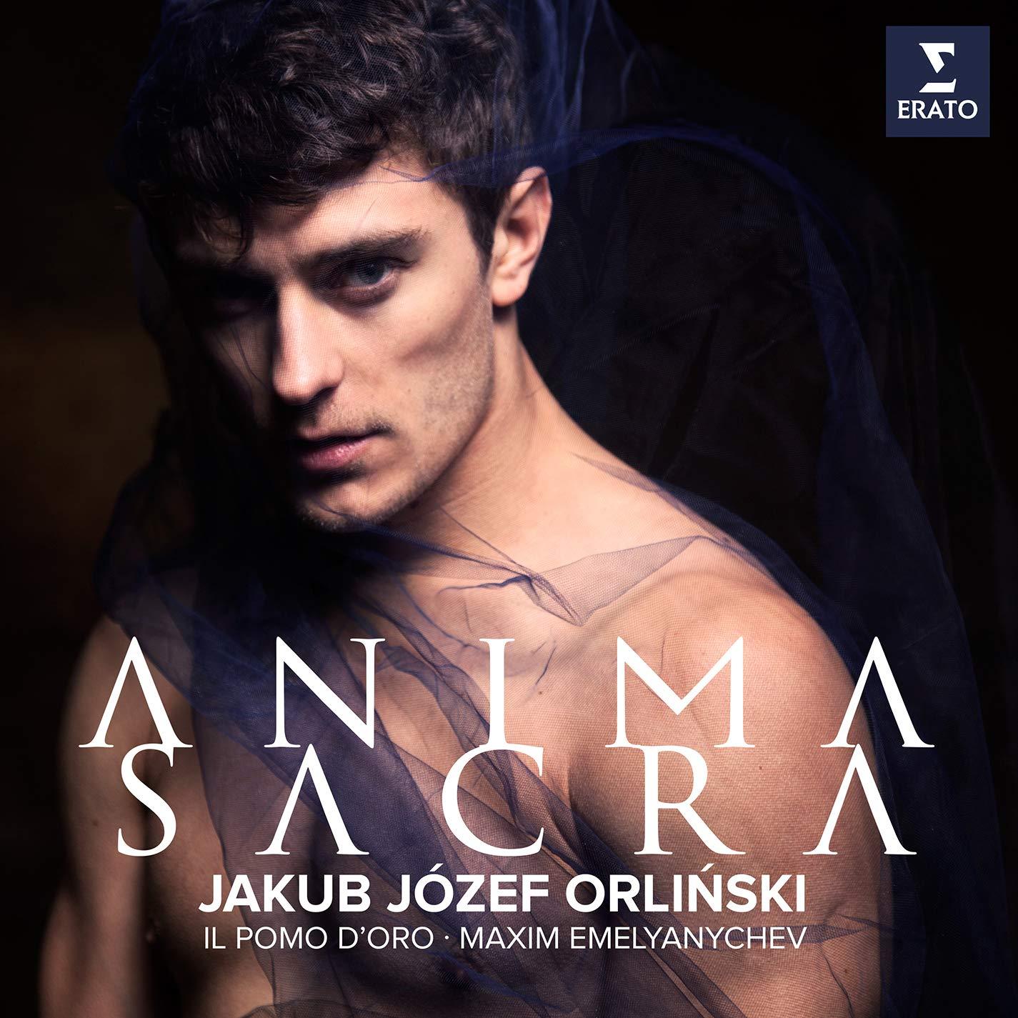 CD : JAKUB JOZEF ORLINSKI - Anima Sacra (CD)