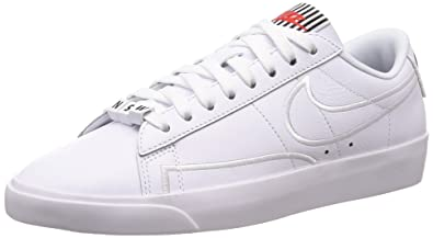 12839fba14fc NIKE Women s W Blazer Low Se Lx Fitness Shoes