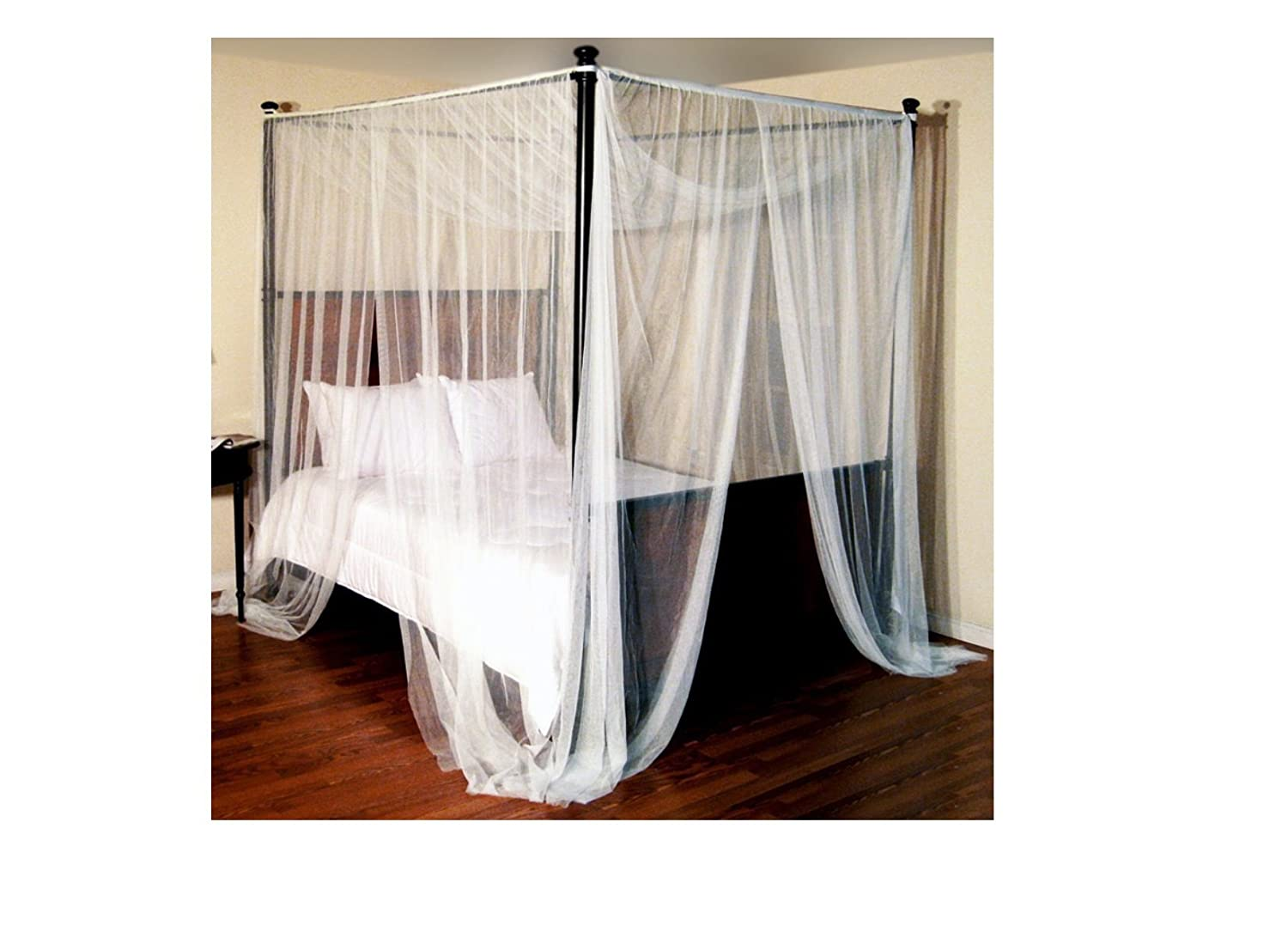 Casablanca Palace Four Poster Bed Canopy Net PCAN