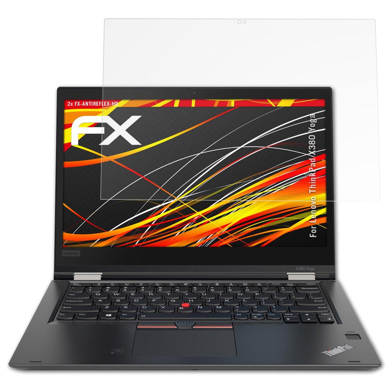 atFoliX Protector Película Compatible con Lenovo ThinkPad ...
