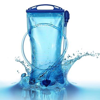 VENTCY Bolsas de Agua para Mochilas Portátil de 3 Litro ...