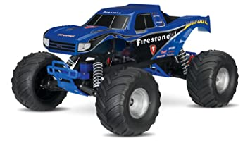 Amazon Com Traxxas Bigfoot 1 10 Scale Ready To Race Monster Truck
