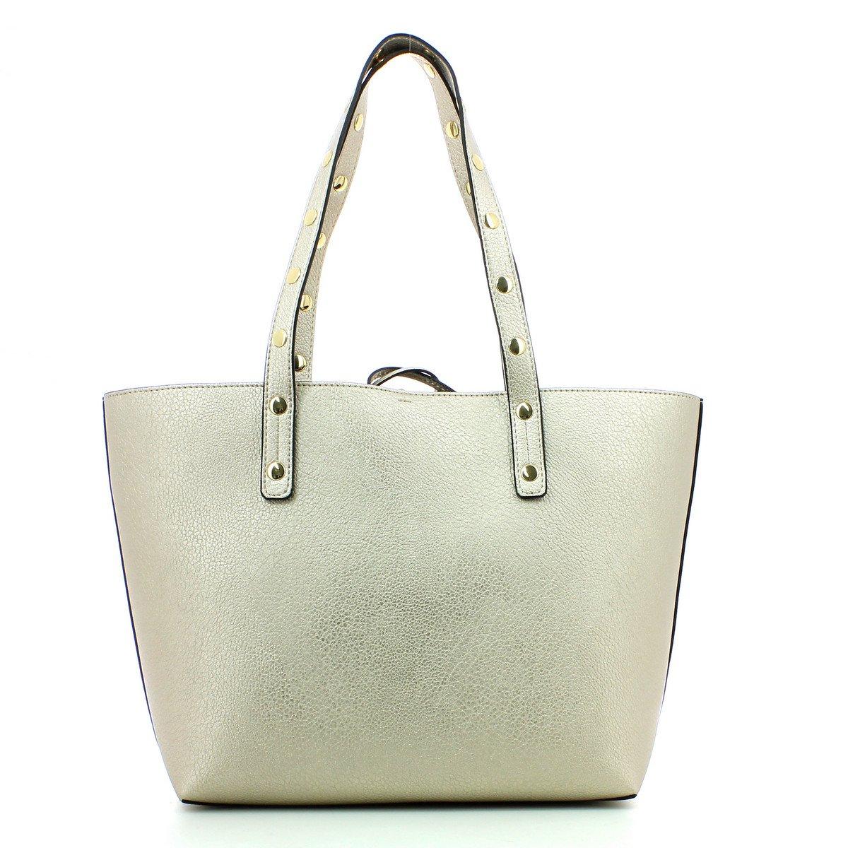 Liu Jo Shopping Reversible Light Gold black  Amazon.co.uk  Clothing 3fce525a247
