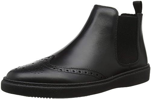 FRAU Scarpa Uomo Sneaker a Collo Alto  Amazon.it  Scarpe e borse 05622b2de51