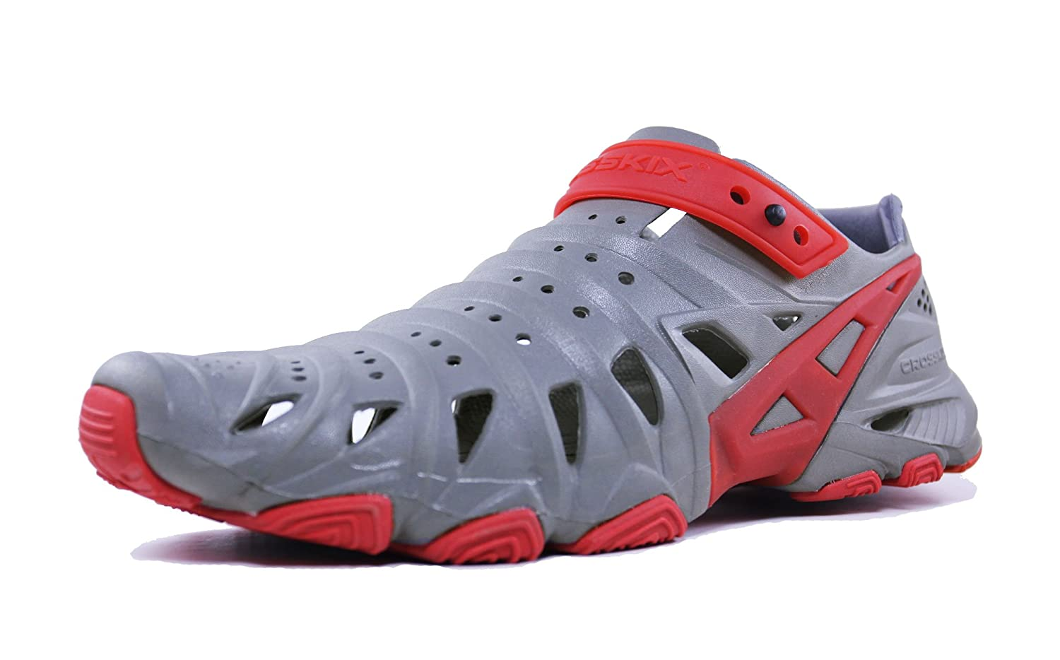 CrossKix 2.0 Athletic Water Shoes - Men & Women B01HE0XFVY M8W10|Red Dawn