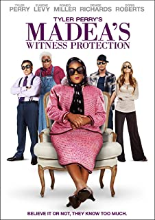 tyler perrys madeas witness protection dvd