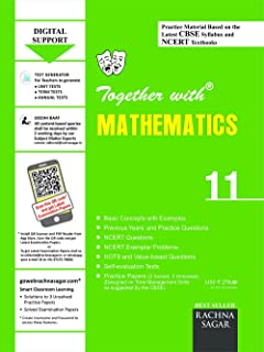 Together with CBSE/NCERT Practice Material Chapterwise for Class 11