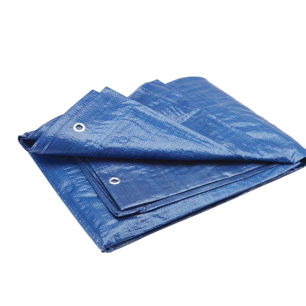 7 ft. 4 in. x 9 ft. 6 in. Blue All Purpose/Weather Resistant Tarp 90 Day Warranty 90 Day Warranty