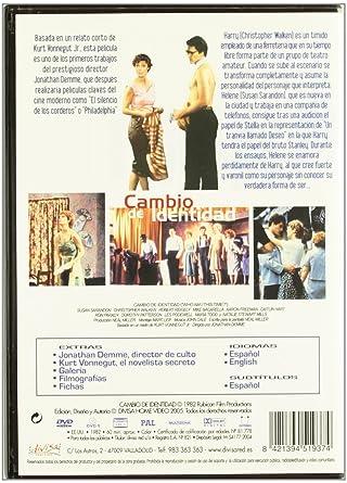 Cambio de Identidad [DVD]: Amazon.es: Susan Sarandon ...