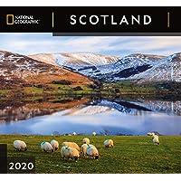 National Geographic Scotland 2020 Wall Calendar