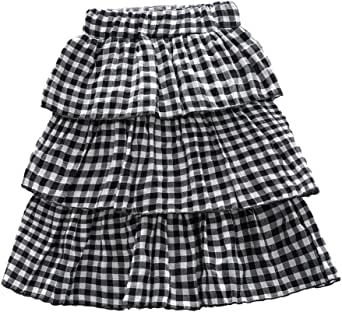 WINNONGONO 80%❤️ Falda de Cuadros Escoceses de Cuadros para ...