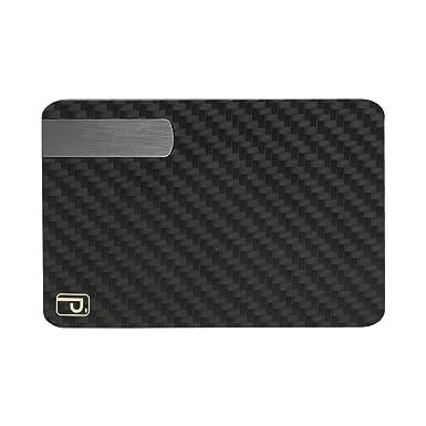 watch 89580 976eb PITAKA Magwallet,Minimalist Slim Carbon Fiber Modular Card Holder RFID  Blocking Wallet