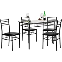 Amazon Best Sellers: Best Kitchen & Dining Room Sets