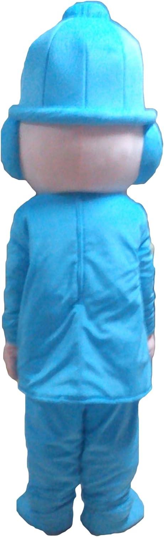 Happy Shop EU Disfraz Pocoyo para bebé, Halloween, Adulto, para ...