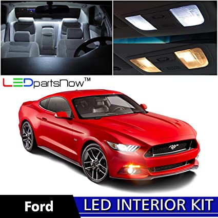 2015 Mustang Interior Lights