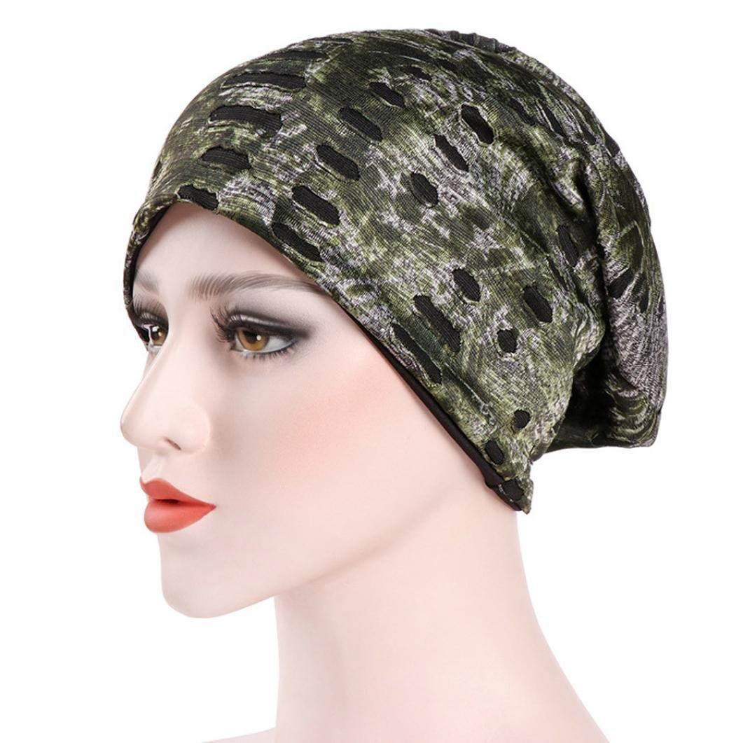Amazon.com  Women s Beanie Chemo Cancer Hats 98cf8828a5