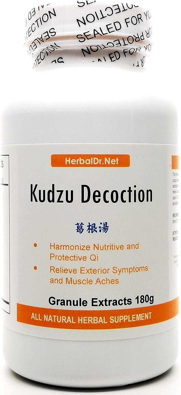 Kudzu Decoction Extract Powder Tea 180g (Ge Gen Tang) Ready-to-Drink 100% Natural Herbs