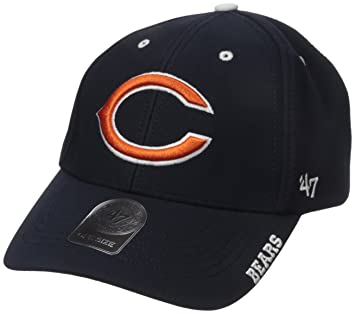 707a7a4a9  47 Brand NFL Chicago Bears Condenser MVP Adjustable Hat