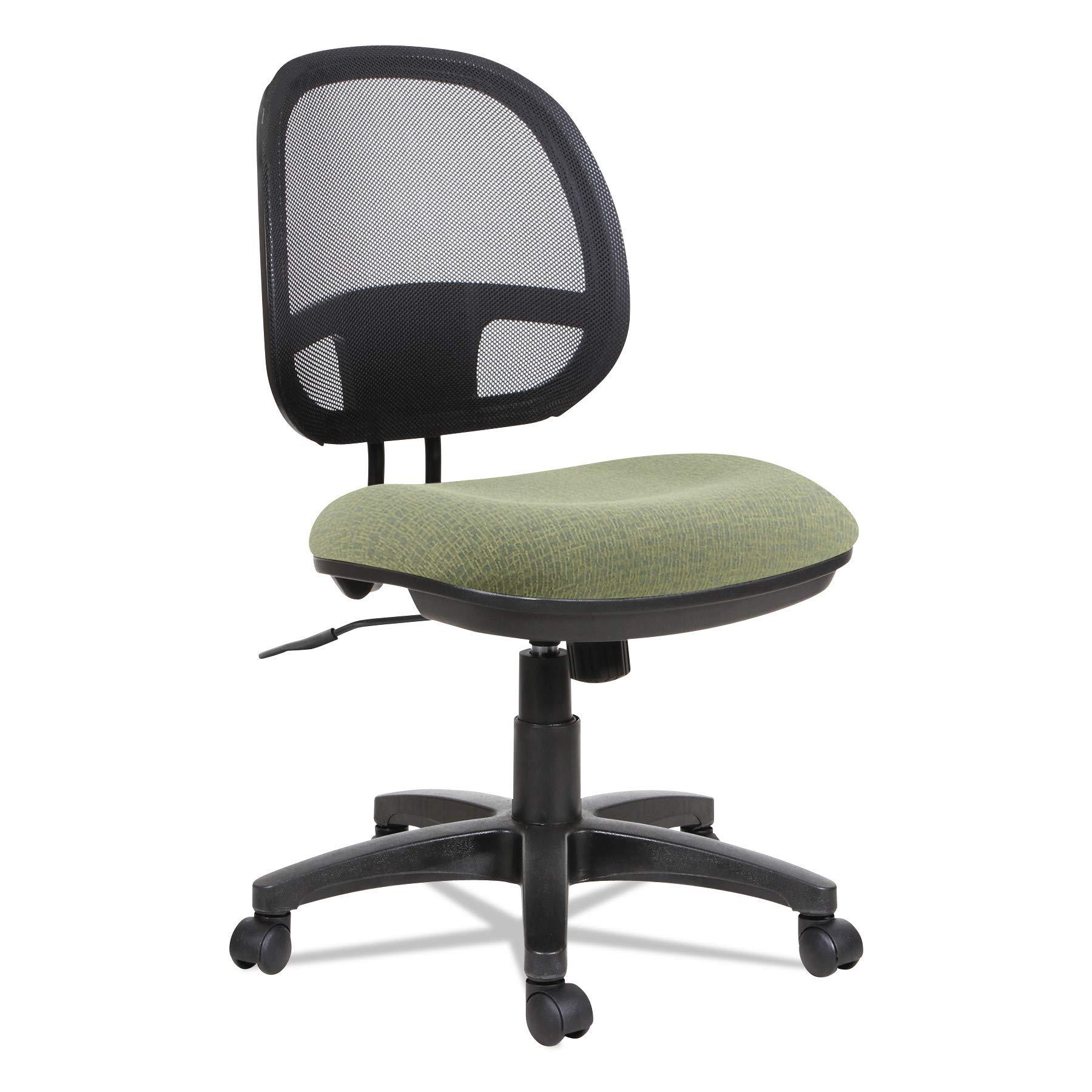 Alera ALEIN4874 Interval Series Swivel/Tilt Mesh Chair, Parrot Green