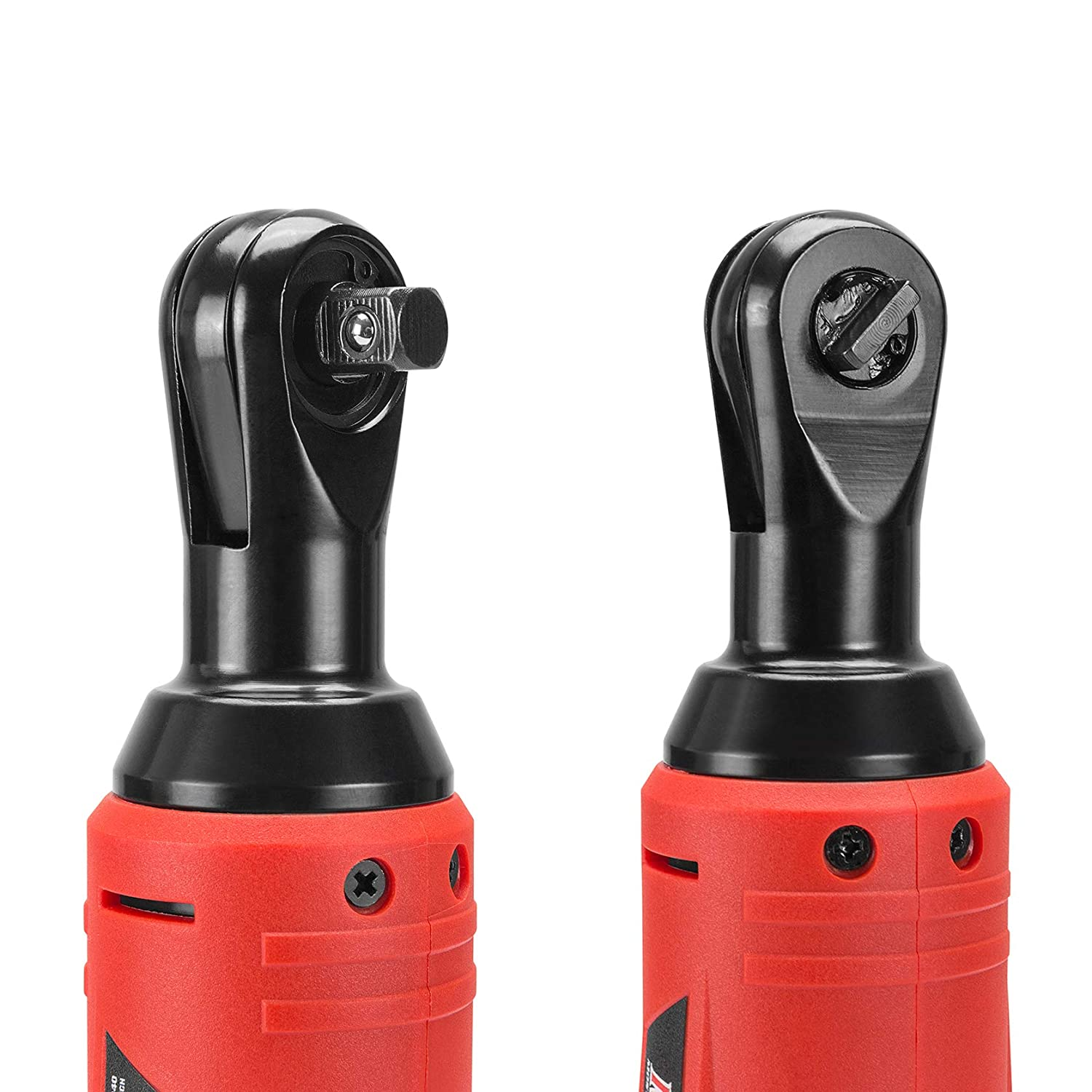 MPT 12V 3//8 40Nm Cordless Ratchet Wrench Kit with LED 7 Bolts Lithium-Ion Battery with 1 Hour Fast Charger