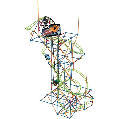 K'nex Loopin' Lightning Coaster: Toys & Games