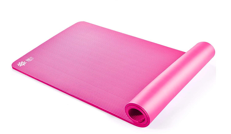 AOYI Tapis de Yoga 15mm épais Haute densité Bnr Tapis ...