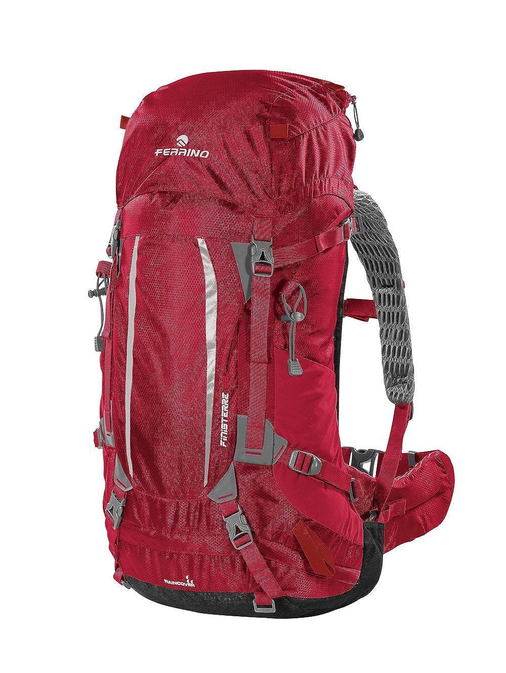 Ferrino Finisterre 30女性用バックパック、レッド、L   B01LZYMDLR
