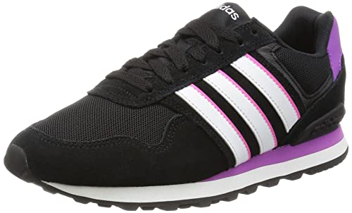 san francisco 15be8 42d7c adidas 10K W - Trainers for Women, 38 2 3, Black