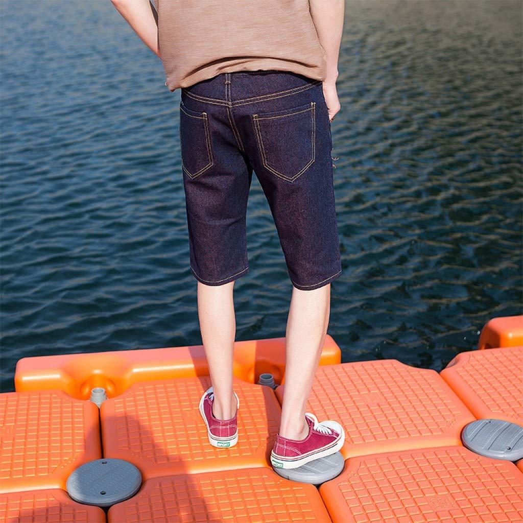 Amazon.com: Bsjmlxg - Pantalones cortos de verano para ...