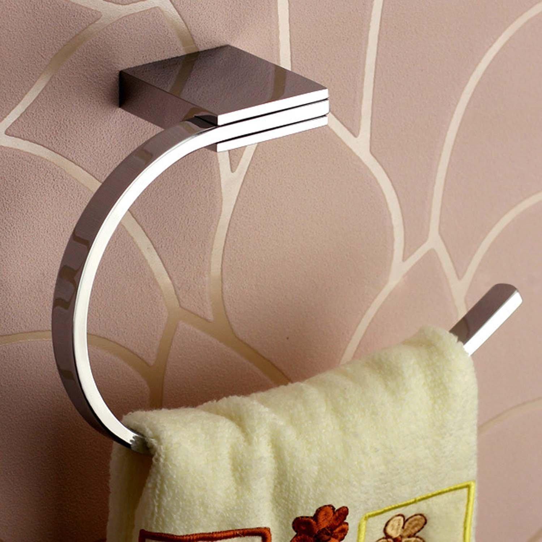 Toilet Paper Holder Chrom-Finish Spiegel poliert Quadratisch Design Wand montiert Badezimmer Zubeh/ör ThinkTop Luxus solidem Messing Toilettenpapierhalter Toilettenrollenhalter Messing