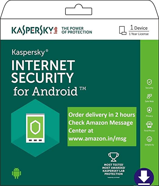 kaspersky android license key 2018