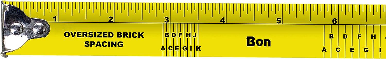 Bon 21-273 Masonry Brick Spacing Tape