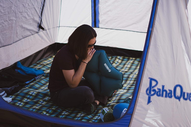 und Reisekissen Klymit Pillow X Aufblasbares Camp