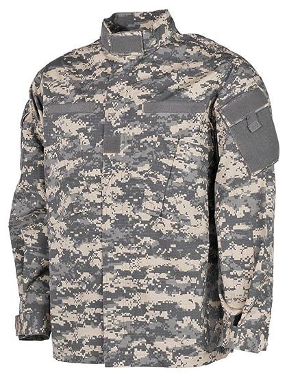 f88efd5d8b3 MFH Mens ACU Ripstop Field Jacket ACU Digital  Amazon.co.uk  Clothing