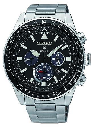 Reloj Seiko Prospex Solar Caballero SSC607P1