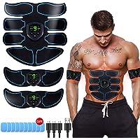 Elektrische stimulator van ABS, EMS-spierstimulator, elektrostimulator voor buikspieren
