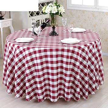 Grid Tablecloth/ Conference Room Table Cloth/ Table Cloth/tablecloth /  Round Table Cloth