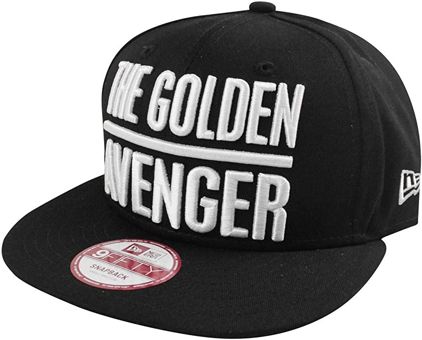 73bb1030ff4 Amazon.com  New Era Iron Man AKA Snapback Cap (S-M)  Clothing