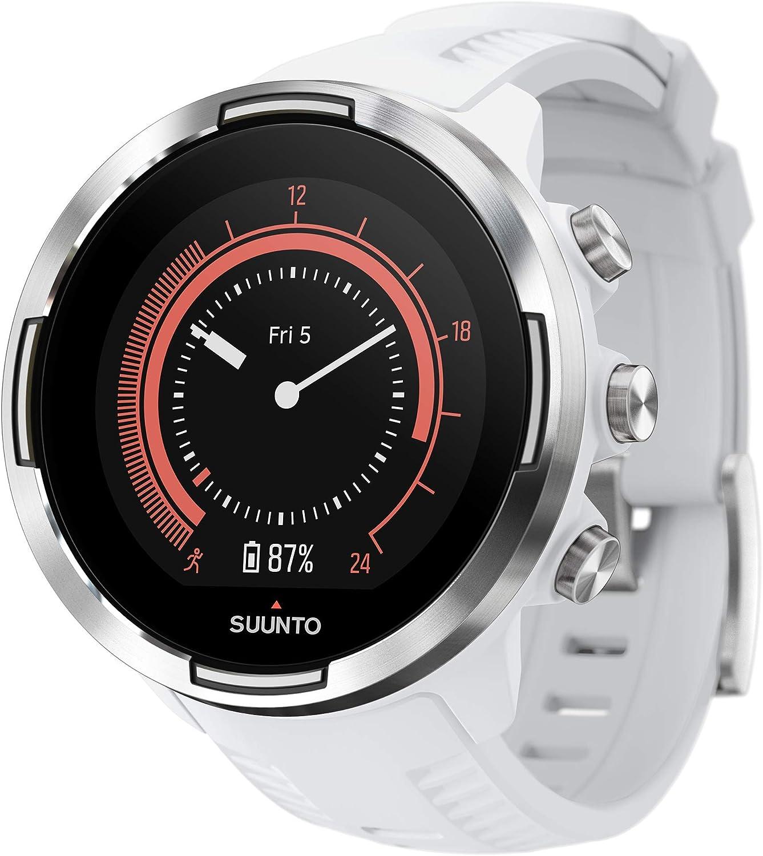 Suunto 9 Multisport GPS for Hiking Best Outdoor Watch for Men