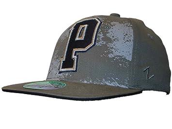 4ebaa8522 Amazon.com : Zephyr Pittsburgh Panthers Epicenter Dark Gray Navy ...