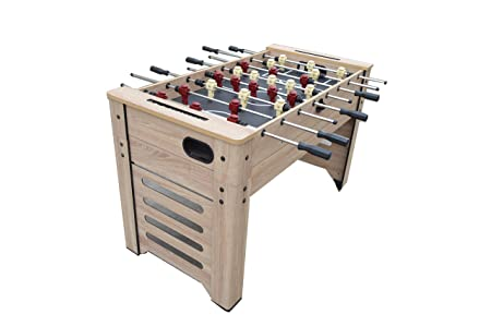Hathaway Madison 54-in 6-in-1 Multi Game Table, Driftwood