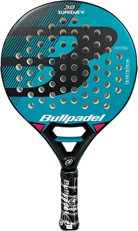 Bullpadel Pala de pádel Supreme Woman: Amazon.es: Deportes y aire ...