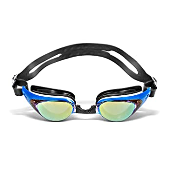 Wave Prescription Mirrored Swim Goggles