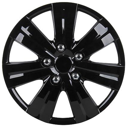 Unitec 75161 Monaco  Premium Wheel Trims Chrome 33 cm// 13 in Set of 4