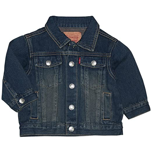 fcf3b2baa40 Image Unavailable. Image not available for. Color  Levi s Baby Boys   Trucker Jacket