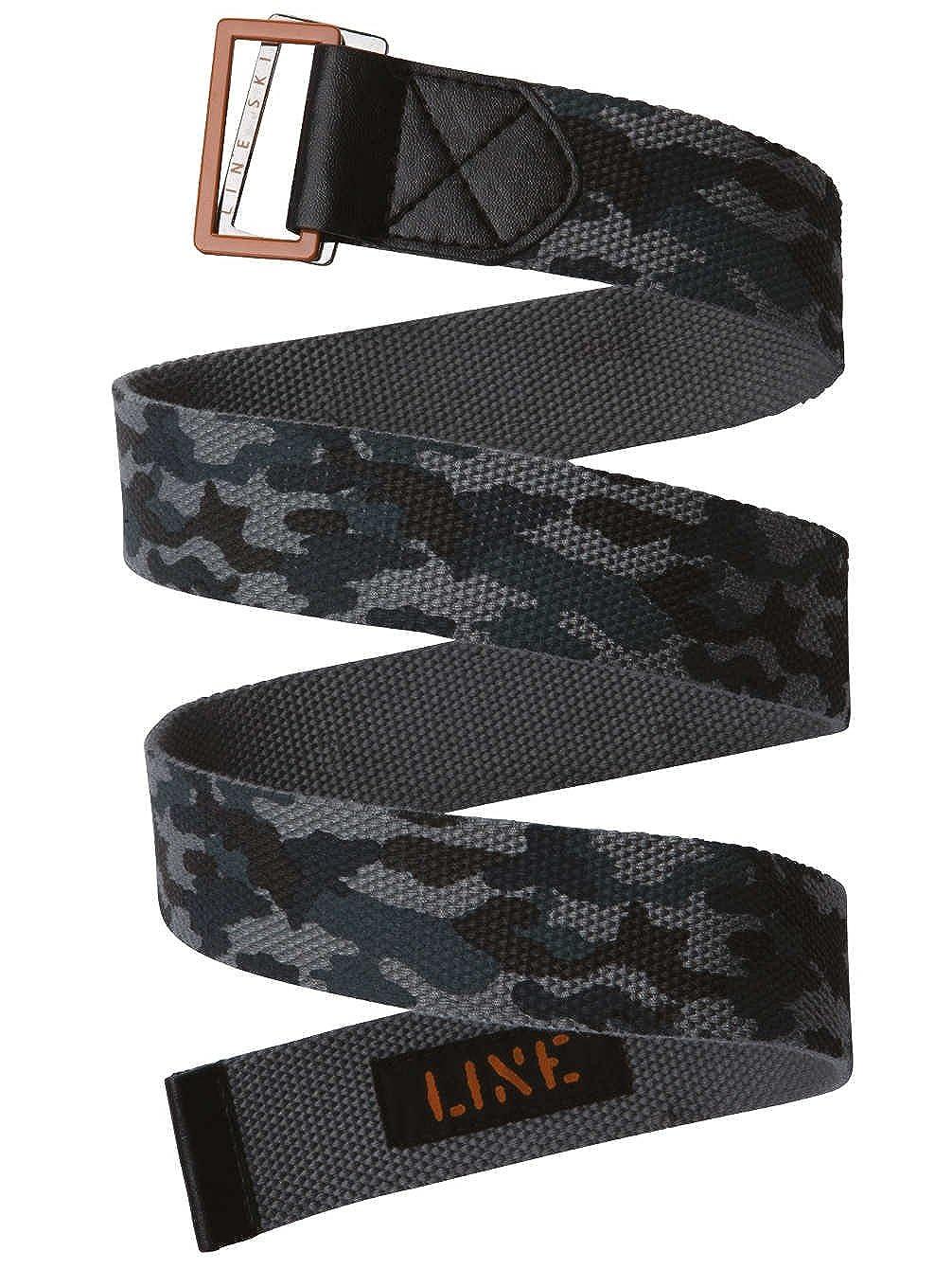 Line Webbing Belt Mens