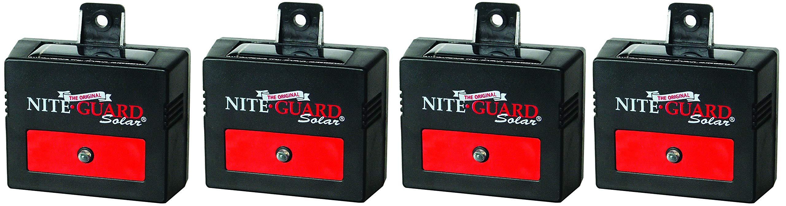Nite Guard Solar NG-001 Predator Control Light, Single Pack (4-(Pack))