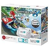 Wii U マリオカート8 セット シロ【メーカー生産終了】