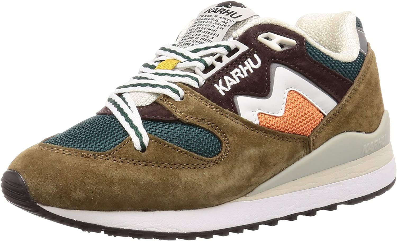 Karhu Sneakers F802647 Synchron Classic Tapenade/White (42.5 EU): Amazon.es: Zapatos y complementos