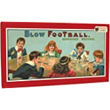 Cheatwell Games Bygone Days Blow Football Game